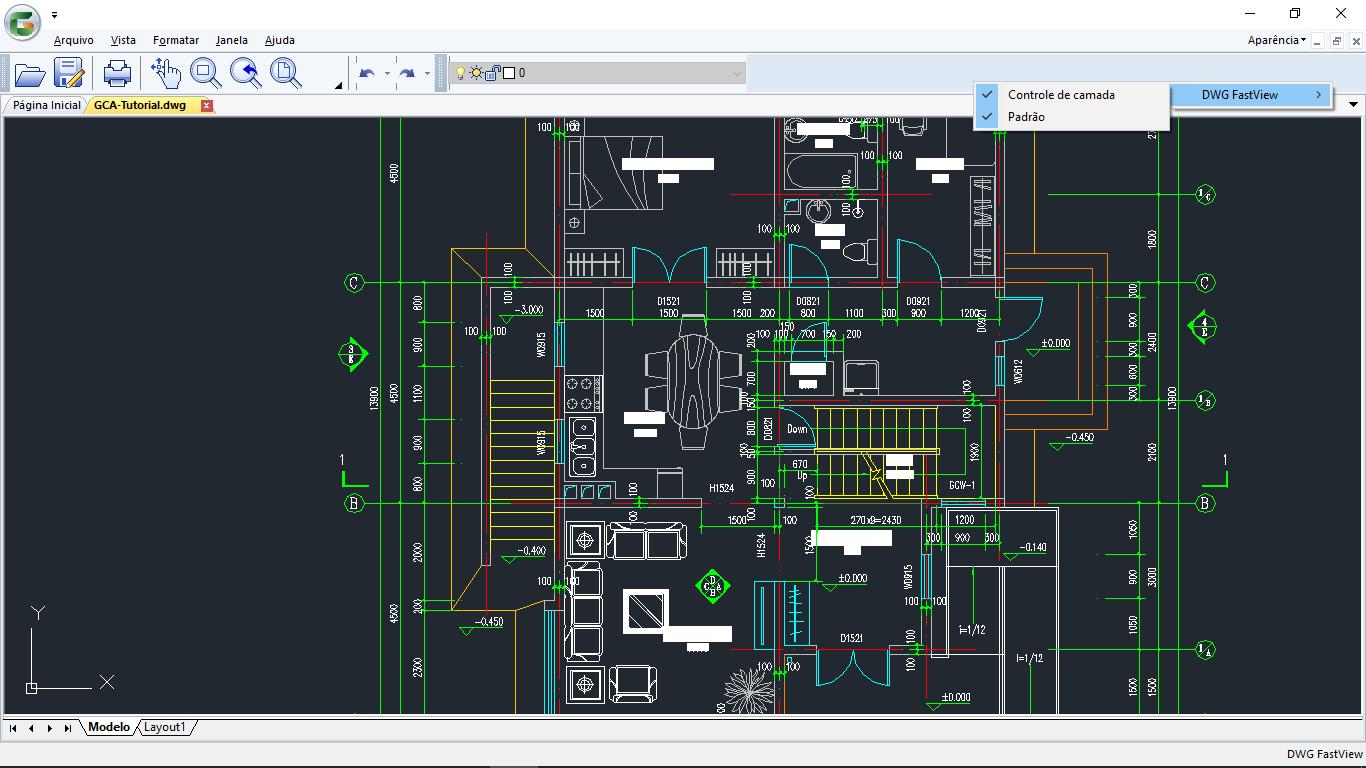programa para visualizar arquivos dwg